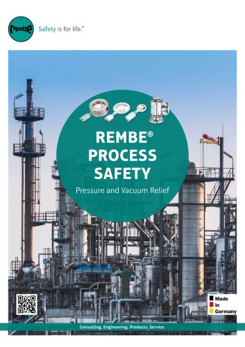 brochure process safety atex